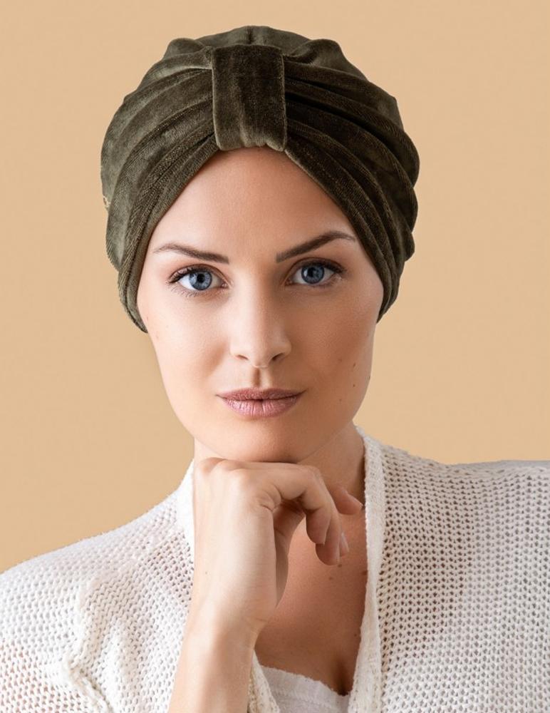 turban-eponge-vert